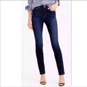 J. crew Reid Skinny medium wash jeans. 25